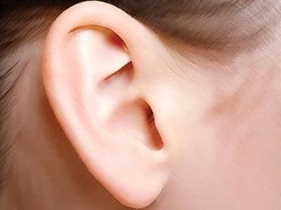 Biểu hiện sớm của viêm ống tai ngoài