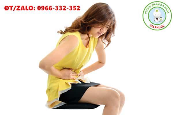 đau bụng kinh có nguy hiểm không
