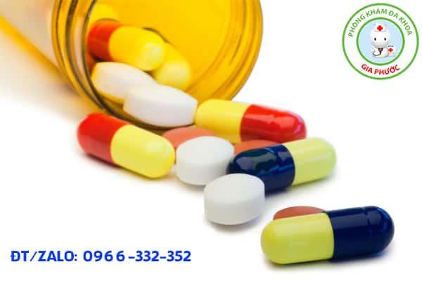 điều trị viêm túi tinh nội khoa