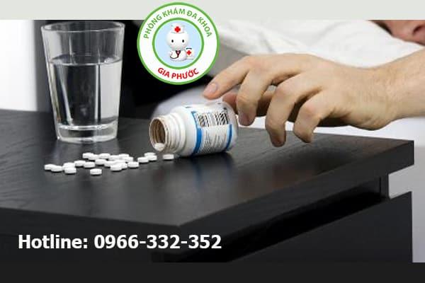 điều trị xuất tinh sớm bằng thuốc