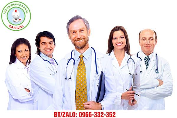 đội ngũ bác sĩ chuyên môn cao