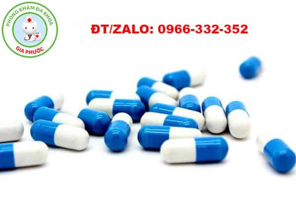 điều trị bằng kháng sinh