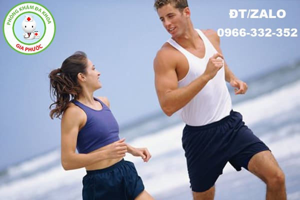 tăng luyện tập thể dục thể thao