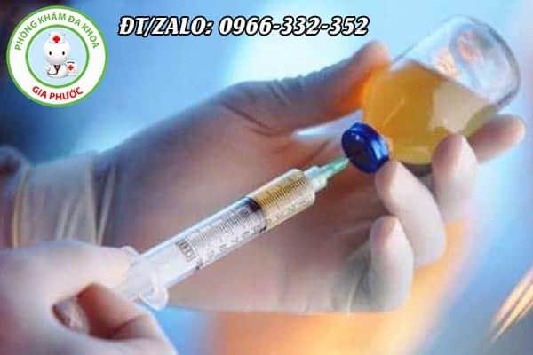 tiêm thuốc trị rối loạn cương dương