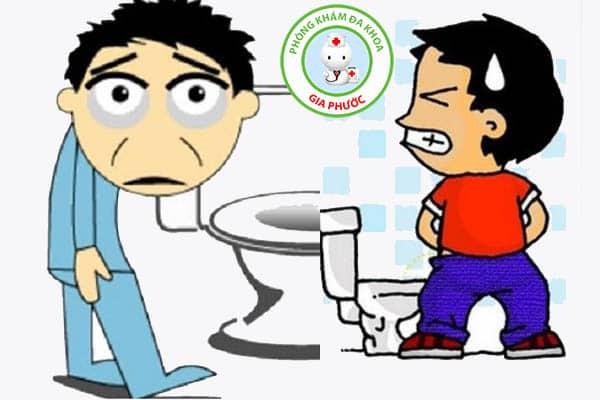 triệu chứng của viêm tiết niệu