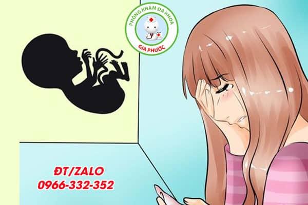 phá thai bằng phương pháp sinh non ở đâu an toàn