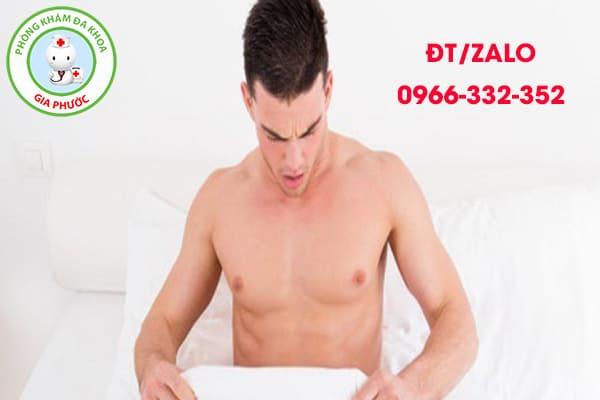 bệnh rối loạn cương dương ở nam giới