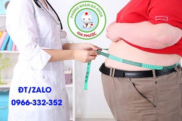 những người bị béo phì