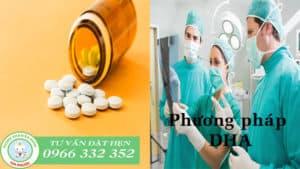 phương pháp trị bệnh lậu - DHA