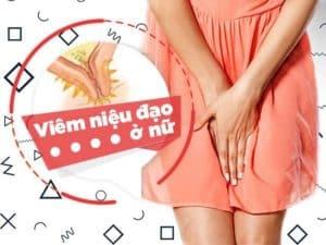 Viêm đường tiết niệu ở nữ giới