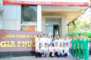 Phòng khám đa khoa Gia Phước